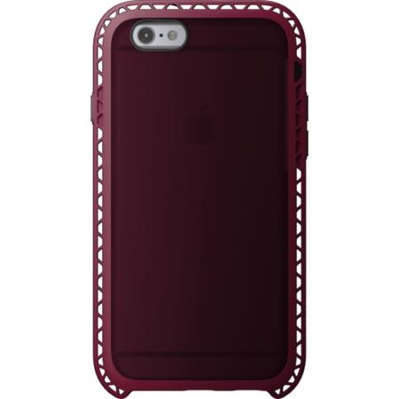 """Противоударный чехол LUNATIK Seismik для Apple iPhone 6/6S (4.7"""") - бордовый"""