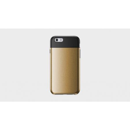 """Противоударный чехол LUNATIK Flak для Apple iPhone 6/6S (4.7"""") - золотисто-черный"""