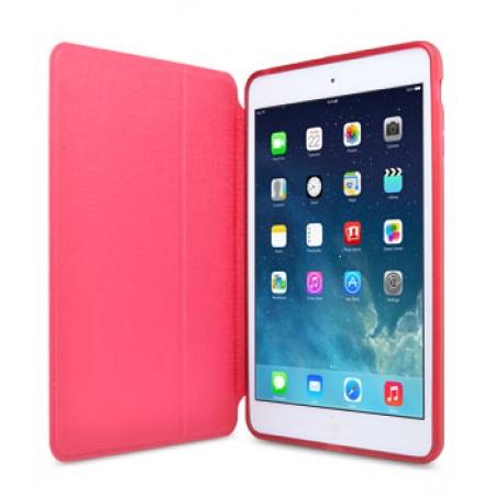 Чехол Melkco Ultra Slim Air Frame PU для Apple iPad Mini / Apple iPad Mini с дисплеем Retina - красный