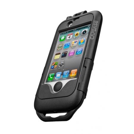 Влагозащищенный противоударный чехол CAPDASE Xplorer Weatherproof Case для Apple iPhone 4 / 4S