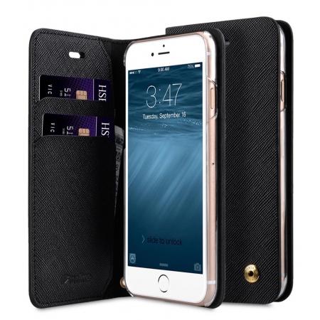 "Чехол книжка Melkco для iPhone 7/8 (4.7"") - Fashion Cocktail Series - черный"