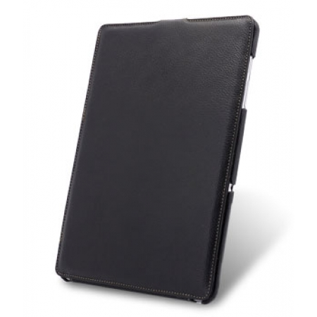 "Кожаный чехол Melkco Leather case for Samsung Galaxy Tab 10.1"" P7500 / P7510 - Jacka Type with double stand - черный"