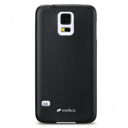 Пластиковый чехол Melkco Air PP 0.4 Cases для Samsung Galaxy S5 - черный
