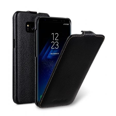 Кожаный чехол Melkco для Samsung Galaxy S8 - Jacka Type - черный