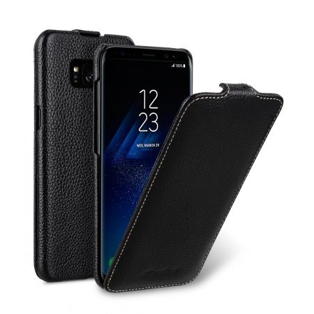 Кожаный чехол Melkco для Samsung Galaxy S8 Plus - Jacka Type - черный