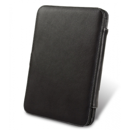 "Кожаный чехол Melkco Leather case для Samsung Galaxy Tab 8.9"" P7300 / P7310 - Book Type - черный"