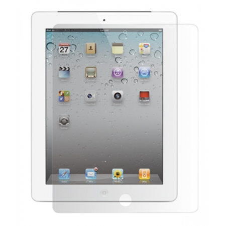 Глянцевая защитная плёнка Melkco Premium Crystal Clear Screen Protector для Apple iPad 4 / iPad 3 / iPad 2