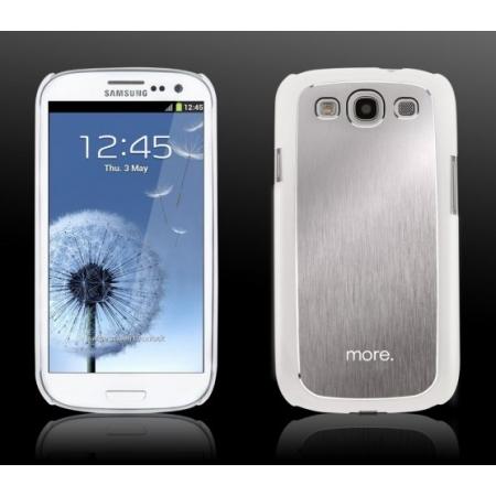 Чехол More Blaze Collection для Samsung Galaxy SIII GT-I9300 - белый