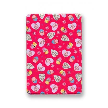 Чехол книжка Rock Anne's Garden Series для Apple iPad Air / iPad 9.7 2017/2018, красный