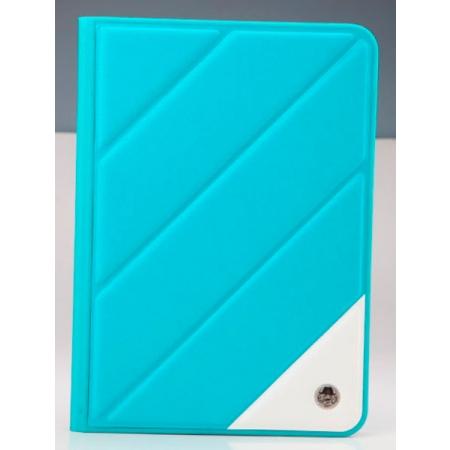 Чехол Rock Luxury Series для Apple iPad Air - голубой