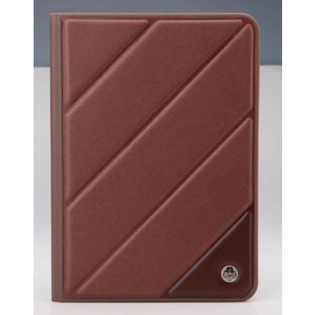 Чехол Rock Luxury Series для Apple iPad Air - коричневый