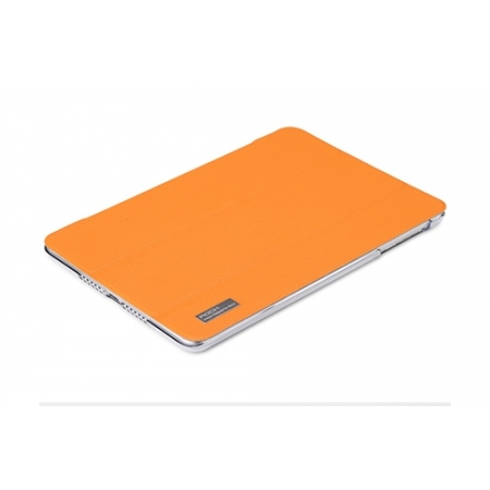 Чехол Rock Elegant Series для Apple iPad Mini / Apple iPad Mini с дисплеем Retina - оранжевый