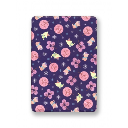 "Чехол книжка Rock Anne's Garden Series для Apple iPad Air 10.5""/iPad Pro 10.5"", фиолетовый"