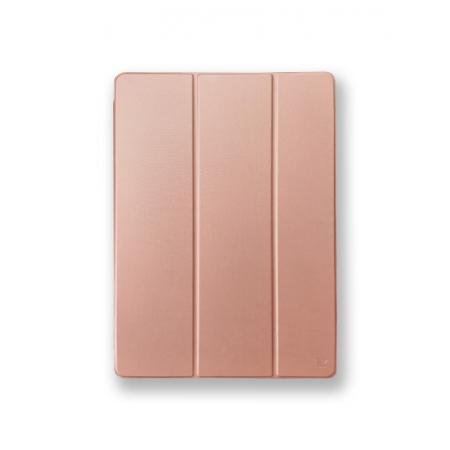 "Чехол книжка Rock Space Veena Series для Apple iPad Pro 12.9"" (модели 2017 и 2015), золотисто-розовый"