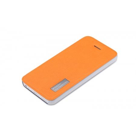 Чехол ROCK Elegant Series для Apple iPhone 5/5S / iPhone SE - оранжевый