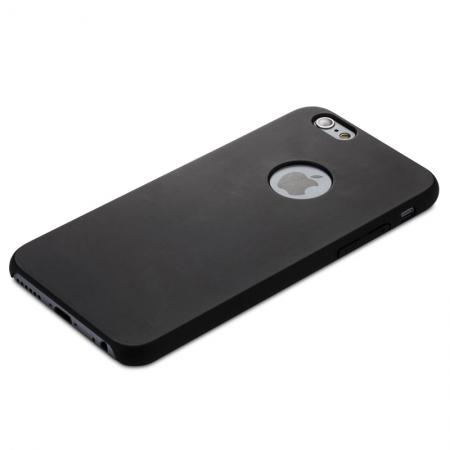 """Пластиковый чехол Rock Glory Series для Apple iPhone 6/6S (4.7"""") - черный"""