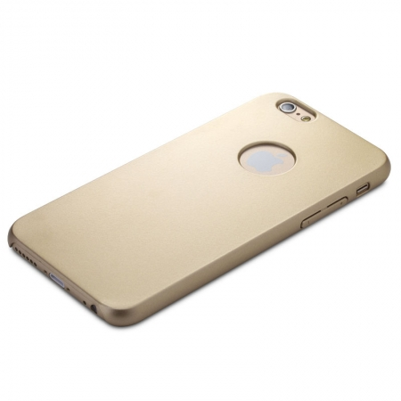 """Пластиковый чехол Rock Glory Series для Apple iPhone 6/6S (4.7"""") - золотистый"""