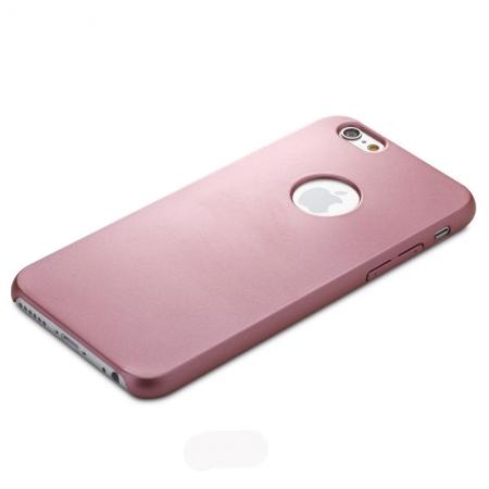 "Пластиковый чехол Rock Glory Series для Apple iPhone 6/6S (4.7"") - розовый"