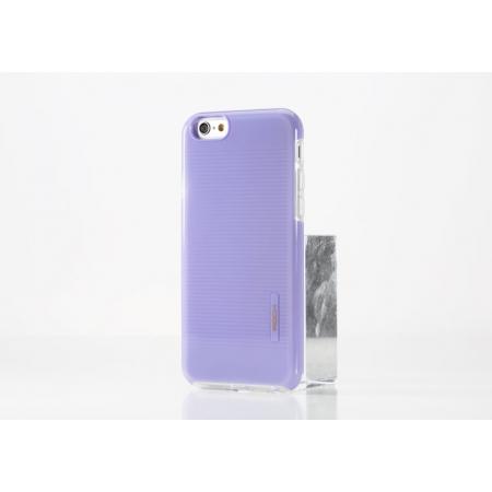 """Силиконовый чехол Rock Jello Series для Apple iPhone 6/6S (4.7"""") - сиреневый"""
