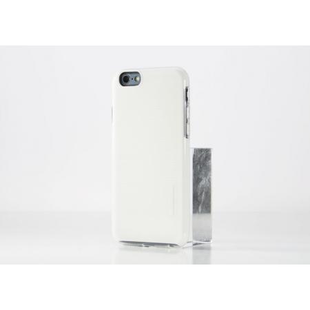 """Силиконовый чехол Rock Jello Series для Apple iPhone 6/6S (4.7"""") - белый"""