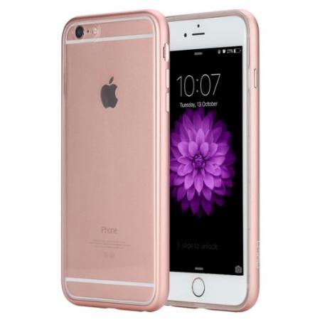 "Чехол Rock Kani Ultra Thin Series для Apple iPhone 6/6S Plus (5.5"") - розовый"