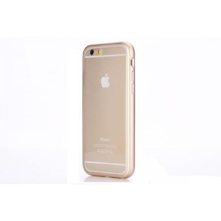 "Чехол Rock Kani Ultra Thin Series для Apple iPhone 6/6S Plus (5.5"") - золотистый"