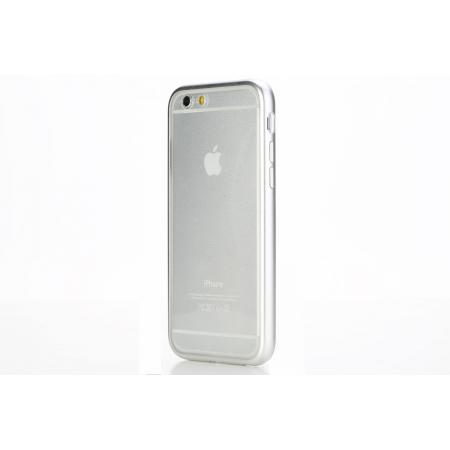 "Чехол Rock Kani Ultra Thin Series для Apple iPhone 6/6S Plus (5.5"") - серебристый"