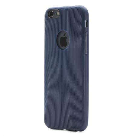 "Силиконовый чехол Rock Melody Series для Apple iPhone 6/6S (4.7"") - синий"