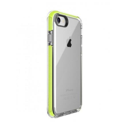 Чехол накладка TPU Rock Space Guard G1 Series для Apple iPhone 7/8 - прозрачный, зеленый