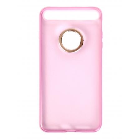 Чехол накладка с кольцом Rock Space Ring Holder Case для Apple iPhone 7 Plus/8 Plus, сиреневый