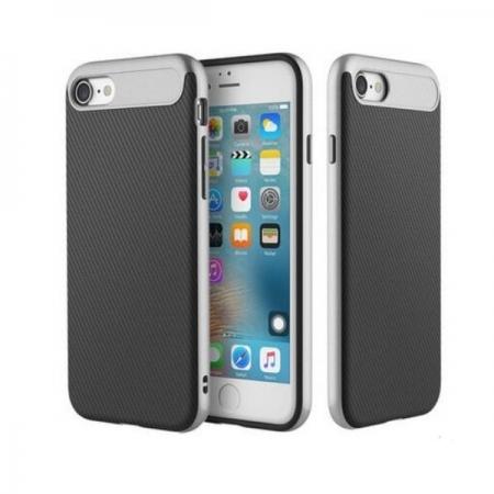 Двухкомпонентный чехол Rock Vision TPU-PC для Apple iPhone 8/7 - серый