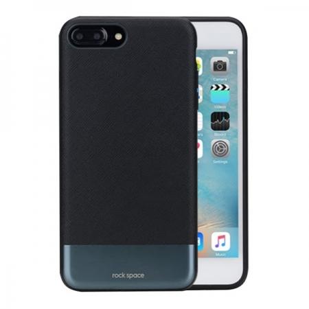 Двухкомпонентный чехол Rock Elite TPU-PC для Apple iPhone 8 Plus/7 Plus - чёрный