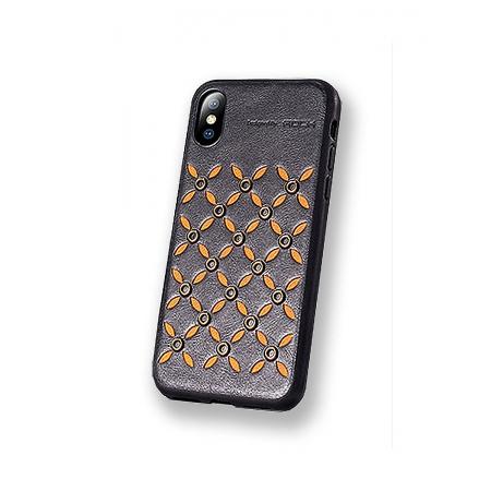 Чехол накладка Rock Origin Series для Apple iPhone X/Xs, черный