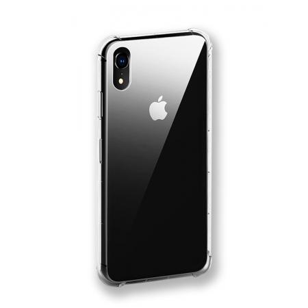 Чехол накладка TPU Rock Fence S Series дляApple iPhone XR - прозрачный