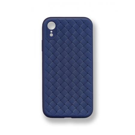 Чехол накладка TPU Rock protective Case для Apple iPhone XR - синий