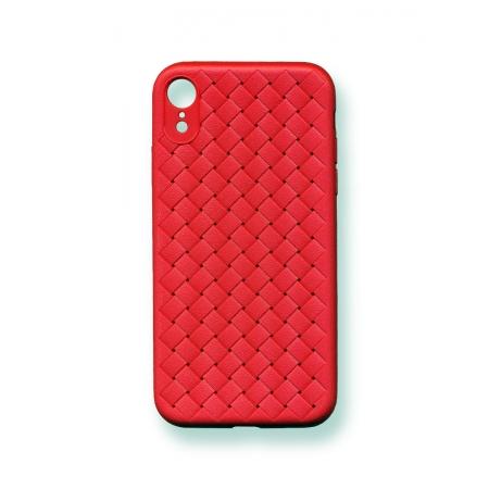 Чехол накладка TPU Rock protective Case для Apple iPhone XR - красный