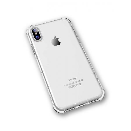 "Чехол накладка TPU Rock Fence S Series дляApple iPhone Xs Max 6.5"" - прозрачный"