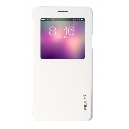 Чехол Rock Uni Series для Samsung Galaxy Note 4 - белый