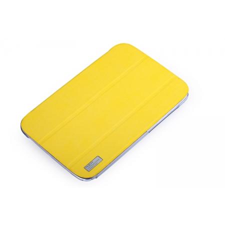 Чехол ROCK Elegant Series для Samsung Galaxy Note 8.0 N5100 - лимонный