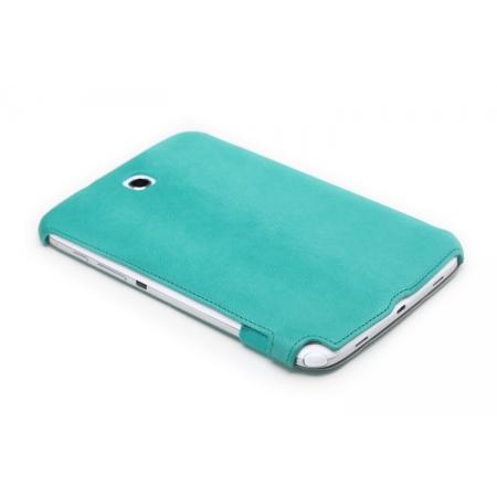Чехол ROCK Texture Series для Samsung Galaxy Note 8.0 N5100 - лазурный