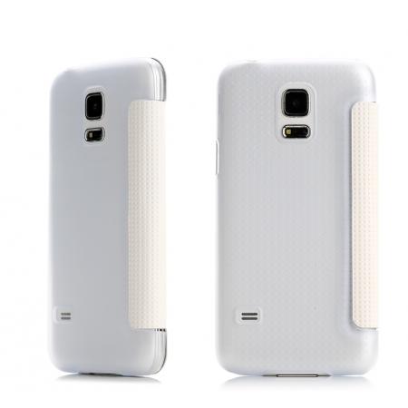 Чехол ROCK Elegant Series для Samsung Galaxy S5 Mini - белый