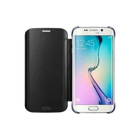 Чехол Rock DR.V Series для Samsung Galaxy S6 edge + - синий