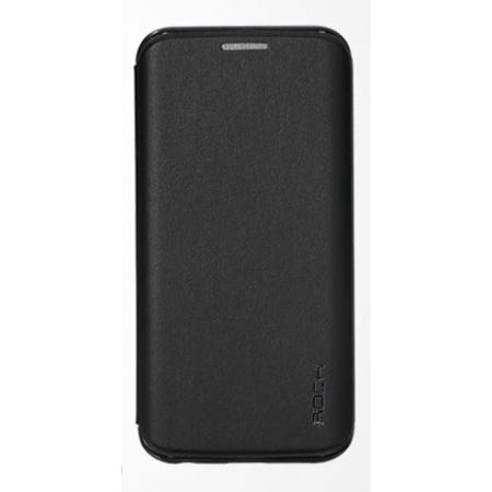 Чехол ROCK Touch Series для Samsung Galaxy S6 edge+ - черный