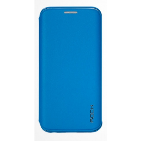 Чехол ROCK Touch Series для Samsung Galaxy S6 edge+ - синий