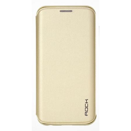 Чехол ROCK Touch Series для Samsung Galaxy S6 edge+ - золотистый