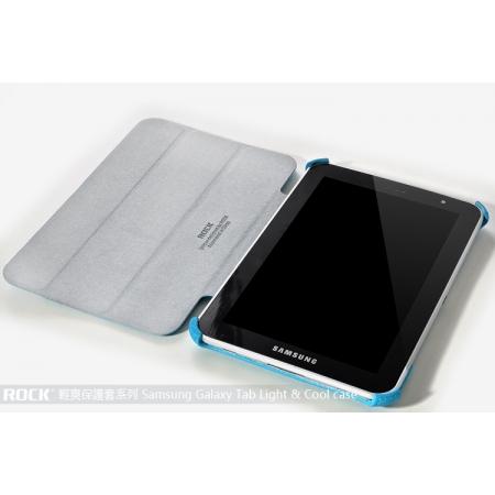 "Чехол ROCK Texture series для Samsung Galaxy Tab 2 7.0"" Plus P3100 - бирюзовый"