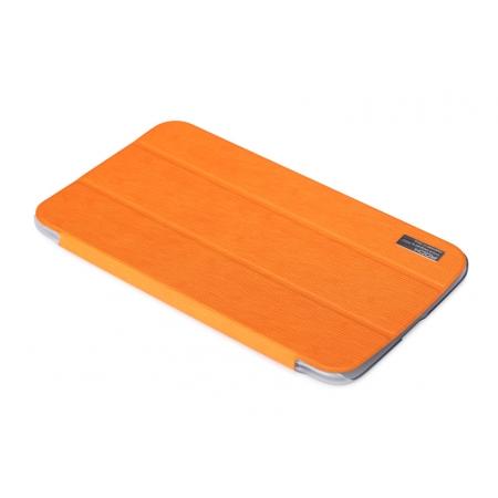 """Чехол ROCK Elegant Series для Samsung Galaxy Tab 3 8.0"""" T3100 / T3110 - оранжевый"""