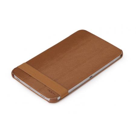 "Чехол ROCK Texture Series для Samsung Galaxy Tab 3 8.0"" T3100 / T3110 - кофейный"