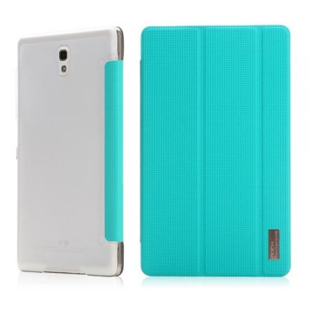 "Чехол ROCK Elegant Series для Samsung Galaxy Tab S 8.4"" - лазурный"