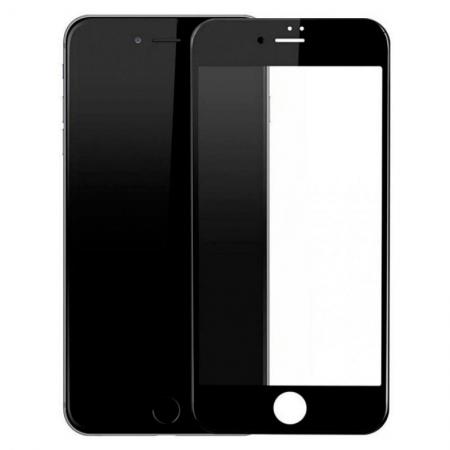 Защитное стекло на экран Rock space tempered glass with Soft Edge 3D для iPhone 8 Plus/7 Plus - цвет чёрный